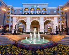 Hilton Dallas/Southlake Town Square, TX - Exterior