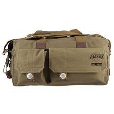 Los Angeles Lakers Prospect Weekender Travel Bag, Multicolor