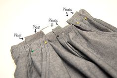 I have had a bit of a love affair with paper bag style clothing, pants mainly. I would love to wear the comfy pants myself but I am pretty sure my hips don't need the added poof. Abbey on the other hand? They would be super comfortable for any child loose, baggy, stretchy waisted pants. …