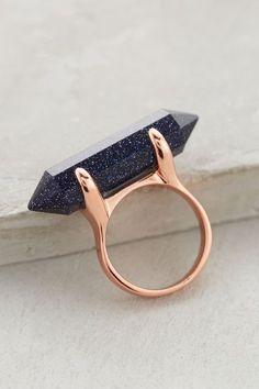 Obelus Ring #anthrofave