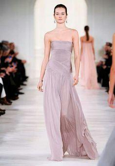 Ralph Lauren - New York fashion week - Fall 2014