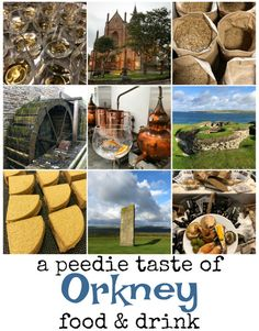 A Peedie Taste of Orkney Scotland Travel Guide, Travel Tips For Europe, Travel Destinations, Best Of Scotland, Types Of Flour, Orkney Islands, Beer Cheese, Scottish Islands, Edible Food