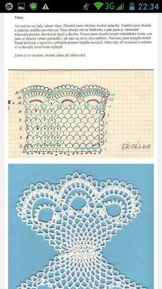 Best 12 Crochet Stitch pattern – Amigurumi Lilo and Stitch crochet pattern – Disney crochet pattern- Crocheted Stuffed Toys for baby – SkillOfKing. Crochet Christmas Decorations, Christmas Crochet Patterns, Crochet Stitches Patterns, Crochet Patterns Amigurumi, Crochet Dolls, Stitch Patterns, Crochet Diy, Pinterest Crochet, Lilo E Stitch