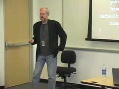 Douglas Crockford: The JavaScript Programming Language