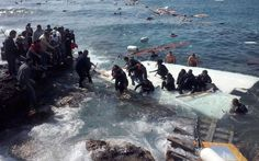Tragedy in the Mediterranean: Learning About Europe's Immigration Crisis Costa, Immigration Debate, Refugee Crisis, Floyd Mayweather, Shipwreck, Greek Islands, Rhode Island, Videos, Boats