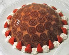 Keiner zu klein,köstlich zu sein !: Royal Schokolade . Form mit kleinen , mit Aprikose... Form, Birthday Cake, Desserts, Dessert Ideas, Chocolate, Recipies, Tailgate Desserts, Deserts, Birthday Cakes