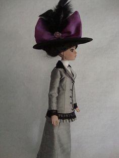 Edwardian hat for Ellowyne Wilde