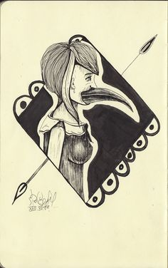 Beak by sDeGently.deviantart.com on @deviantART