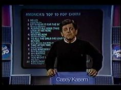 44 Best Top 40 images | Casey kasem, Top 40, Top 40 countdown