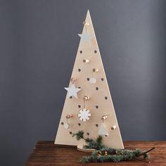 Pegboard Christmas Tree - large - £65.00 - Kreisdesign
