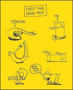 Introducing ... Yoga for Beginners :-)