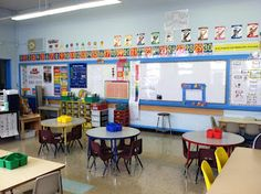 MY CLASSROOM IS COMPLETE!   I am ready for my KinderKids!  Kindergarten   Back To School  Classroom