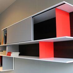 Wall storage systems | Storage-Shelving | Sintesi | Poliform. Check ...