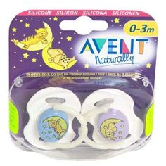 Glow in the Dark pacifiers can be helpful for a dependent baby.