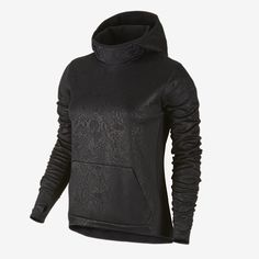 Nike All-Time Tech Embossed Vixen Pullover Women's Training Hoodie