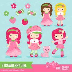 GRAFOS_StrawberryGirl - Minus