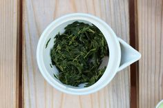 Kabuse sencha Green Tea Drinks, Drinking Tea, How To Dry Basil, Spinach, Herbs, Vegetables, Food, Cuppa Tea, Veggies