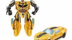 Transformers 4: tutte le nuove action figures Hasbro (foto e video)