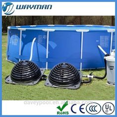 Davey Simple Set up Photo voltaic Heater For Swimming Pool Photograph, Detailed about Davey Ea. Swimming Pool Heaters, Swimming Pools Backyard, Swimming Pool Designs, Pool Decks, Diy Pool Heater, Solar Water Heater, Swimming Pool Pictures, Pool Enclosures, Backyard Pool Designs