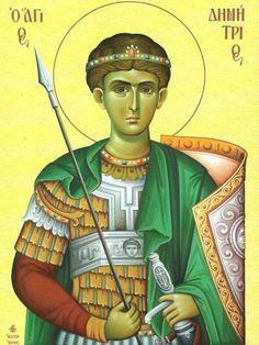 Heilige Demetrios