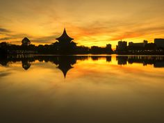 Kuching- A way to explore the history of Malaysia
