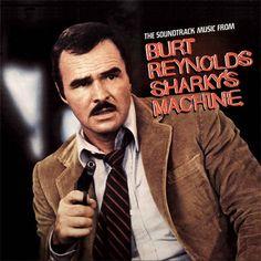 Sharky's Machine motion picture soundtrack - vinyl LP – Knick Knack Records