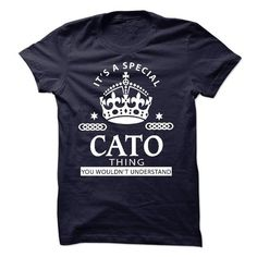 nice Its a CATO thing you wouldnt understand Check more at http://sendtshirts.com/funny-name/its-a-cato-thing-you-wouldnt-understand.html
