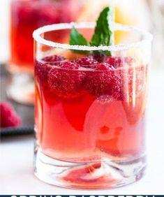Raspberry Limoncello Prosecco - CosmopolitanUK