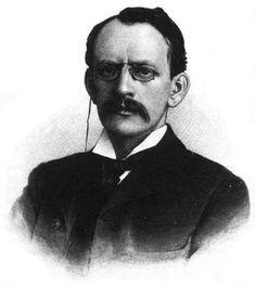 İşte size Joseph THOMSON               (1856-1940) İngiliz fizikçi.Katot ışın tübüyle elektronu buldu. Elektronun kütlesini ve yükünü hesaplayarak kendi adını taşıyan atom modelini oluşturdu