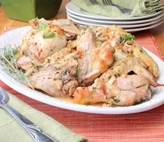 This chicken scarpariello is amazing! Lemony, zesty, and with a kick! Easy, and really, really good! Recipes With Chicken And Peppers, Chicken Stuffed Peppers, Chicken Recipes, Healthy Chicken, Turkey Recipes, Chicken Marengo, Chicken Scarpariello, Chicken Confit, Braised Chicken