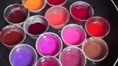 How to make your own lipsticks using crayons