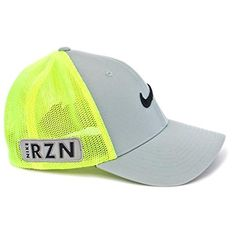 486393c3710 Nike GOLF TOUR FLEX-FIT CAP new logo LT MAGNET GREY VOLT BLACK
