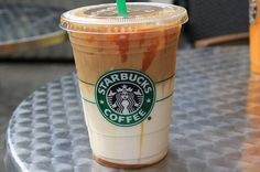 caramel macchiato, what i ALWAYS get!