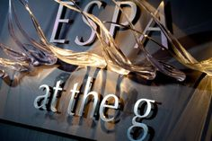 ESPA at the g hotel Galway