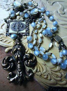 Beautiful rosary...❤