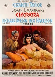 Resultado de imagen de cleopatra pelicula