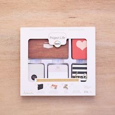 Becky Higgins - Project Life - Everyday Edition Collection - Core Kit