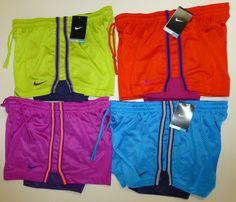 Nike Pro Combat Women Double Up Training Yoga Tennis Shorts Pants 404900  NWT Nike Pro Combat cd3c902e9fd