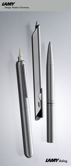 LAMY dialog - III I II Product Design #productdesign