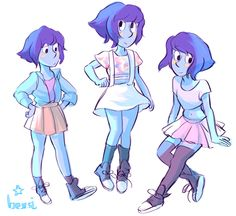 bevsi: lapis wearing my clothes agaiN