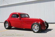 1947 Fiat Topolino Street Rod