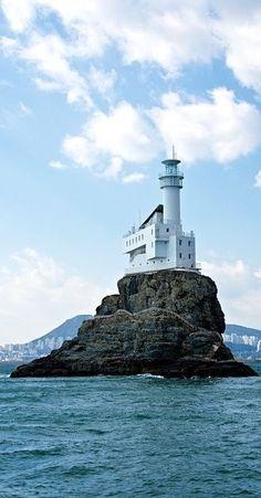 Lighthouse ~ location, location, location!