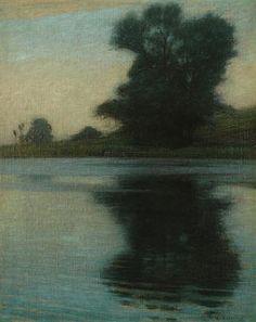 Silence by Birge Harrison