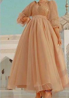 Modest Fashion Hijab, Modesty Fashion, Fashion Dresses, Stylish Dresses, Elegant Dresses, Pretty Dresses, Islamic Fashion, Muslim Fashion, Hijab Dress Party