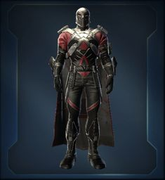 Complete guide to all new armor sets available with the release of SWTOR Game Update (Onslaught) - set bonuses, appearance and best way to get the items Jedi Knight, Knight Armor, Sith Armor, Imperial Agent, Star Wars The Old, Star Wars Sith, Imperial Knight, Futuristic Armour, Honor Guard
