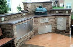 All about outdoor kitchen ideas on a budget, diy, covered, tropical, layout, small, rustic, pool, simple, patios, australia, cheap, indoor, how to build & awesome. #outdoor #kitchen #ideas