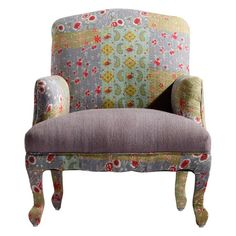 I pinned this Ava Arm Chair from the nuLOOM event at Joss and Main!
