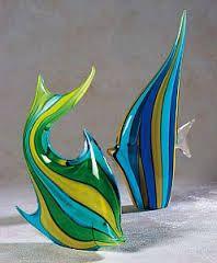 murano glass fish - Google Search