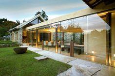 Maisons de style Rural par Mario Caetano e Eliane Pinheiro