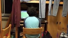 Dude turns his roommate's FIFA obsession into a goofy Instagram art project Image: Instagram/@fifaroommate  By Chloe Bryan2016-07-09 20:40:29 UTC  One college student is having a bit of Insta-fun with his roommates FIFA fixation.  The student who remains anonymous but Instagrams under @fifaroommate noticed early in the school year that his roommie was really into playing FIFA on Playstation.  Like really into it.  So he did what any good roommate would do: from March through June he took a…